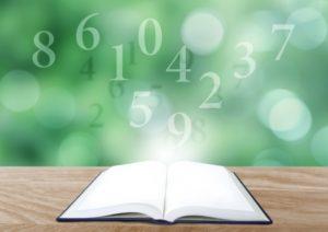 数秘術イメージ画像  占いと心理が学べるスクールセラス