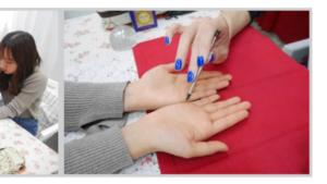 手相鑑定のイメージ画像| 占いと心理が学べるスクールセラス